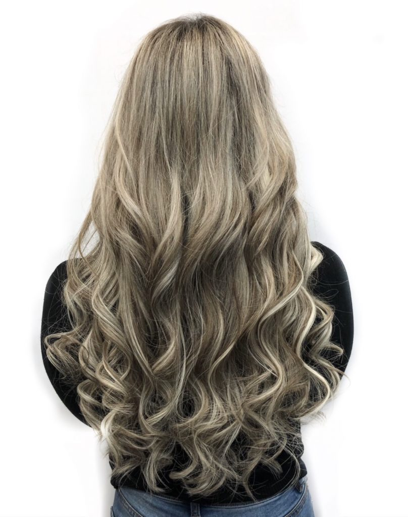 hairextensions by hairstudio double