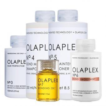 GRATIS no.7 bij aankoop van Olaplex SET